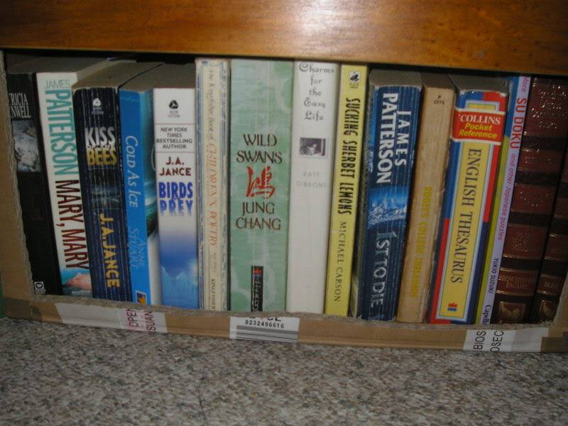 FOR SALE: posters, random novels and textbooks etc PB060603