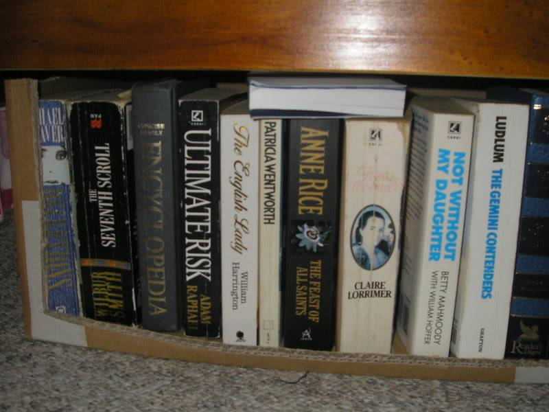 FOR SALE: posters, random novels and textbooks etc PB060604
