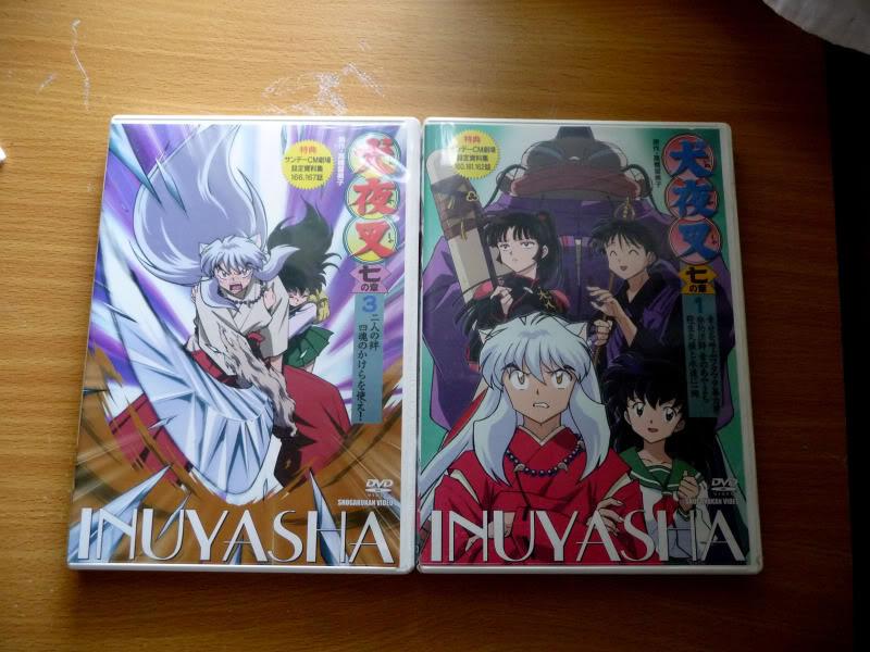 [Seller]KHR/Haruhi/Lucky Star Merchandise, DVDs, Wigs Inuyasha2