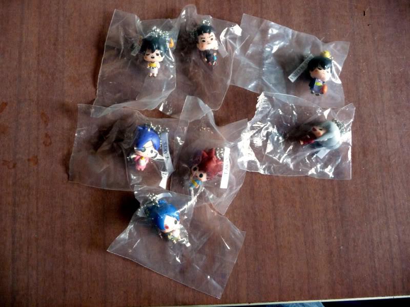 [Seller]KHR/Haruhi/Lucky Star Merchandise, DVDs, Wigs Khr1