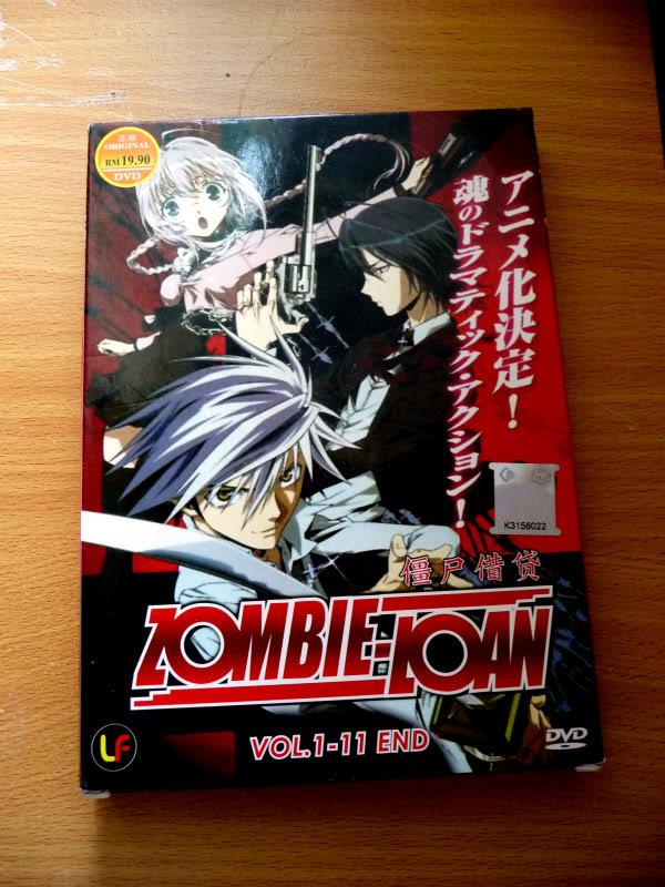 [Seller]KHR/Haruhi/Lucky Star Merchandise, DVDs, Wigs Zombieloan2
