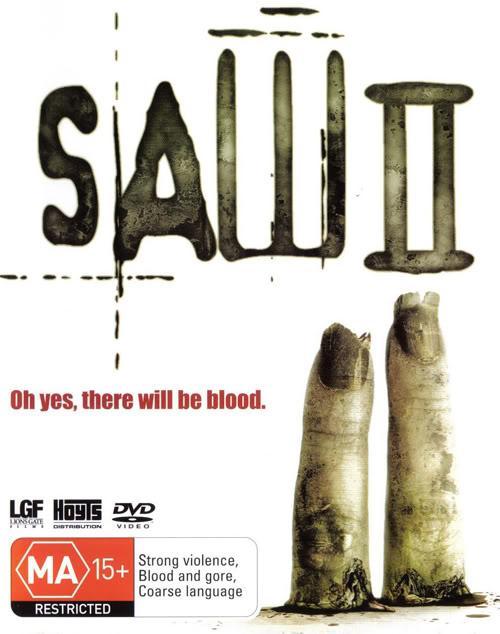 SAW (5 peliculas) [DVDrip][Español][Suspense][MEGA] Saw_II_R4-cdcovers_cc-front