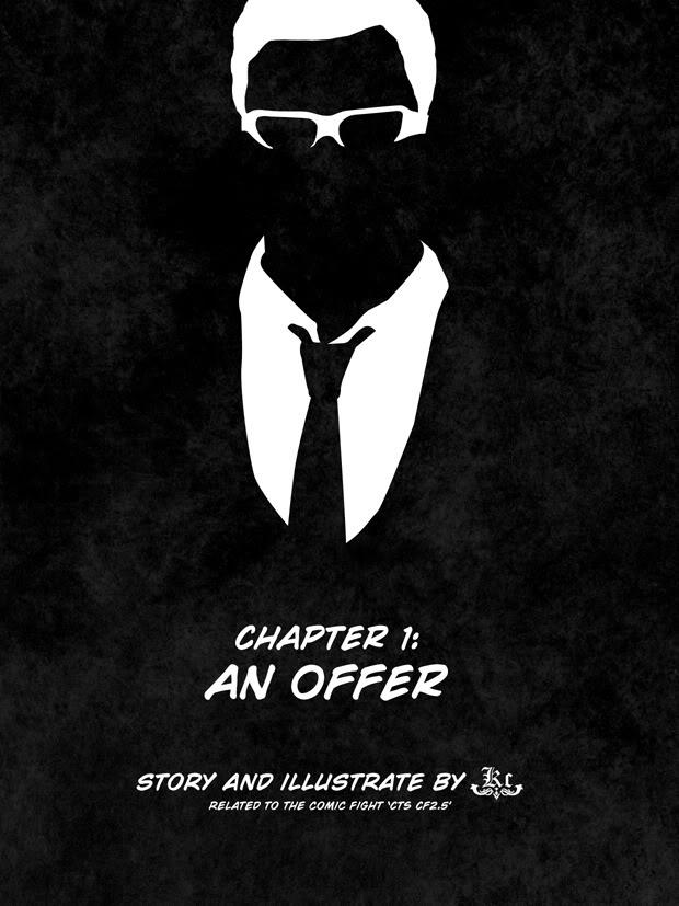 [Character CF2.5] เบลค (อัพเดทอินโทร 2) BlakeIntro01PageCover