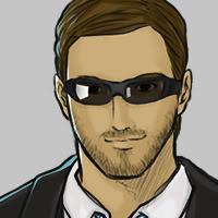 [Character CF2.5] เบลค (อัพเดทอินโทร 2) BlakeProfile01S
