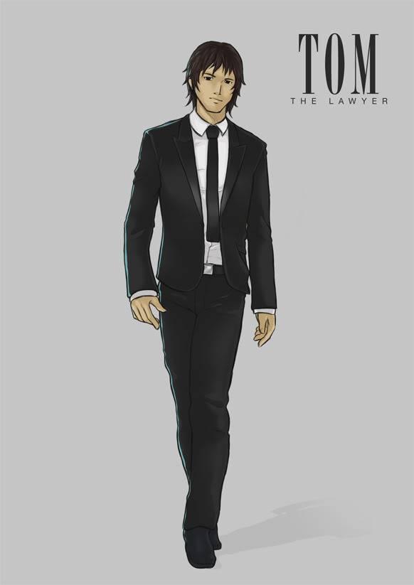 [Character CF2.5] เบลค (อัพเดทอินโทร 2) TomProfile01