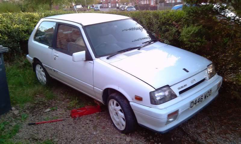 1986 Mk1 Swift GTi for sale - Nr Leicester - £400 IMAG0401