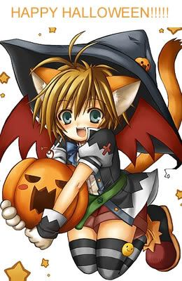 Happy Halloween Halloweenkitty