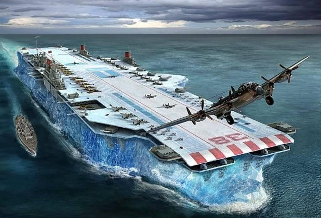 HMS Habbakuk skala 1/700~Scratchbuild Project~~ Hab4
