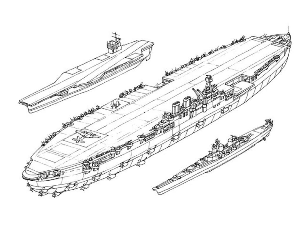 HMS Habbakuk skala 1/700~Scratchbuild Project~~ Habbakuk_sketch