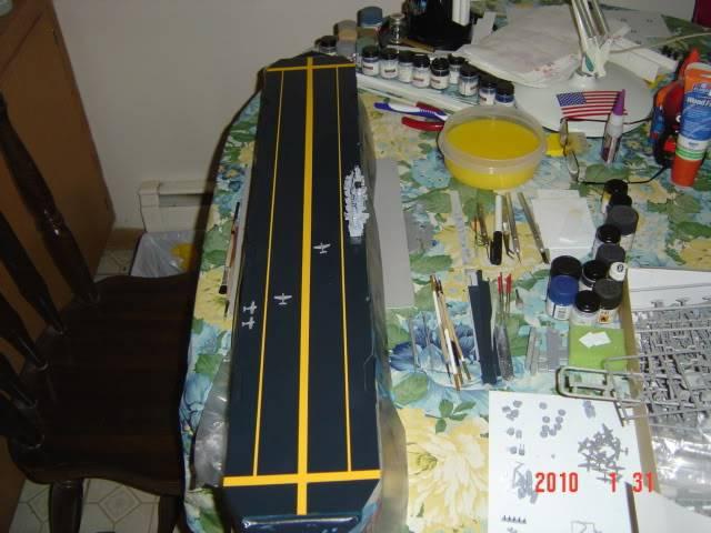 HMS Habbakuk skala 1/700~Scratchbuild Project~~ DSC02801