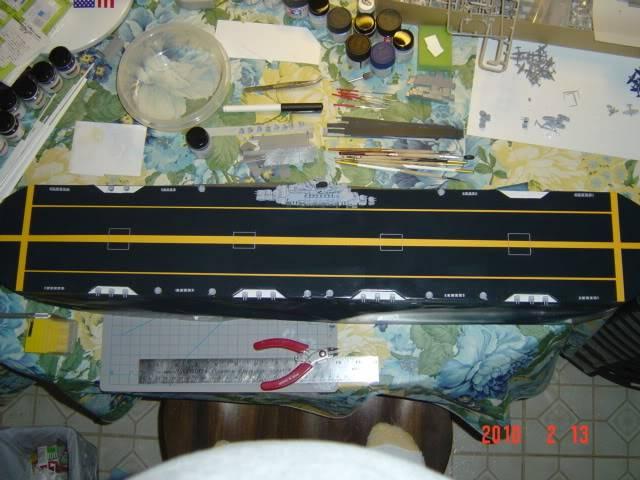 HMS Habbakuk skala 1/700~Scratchbuild Project~~ DSC02823