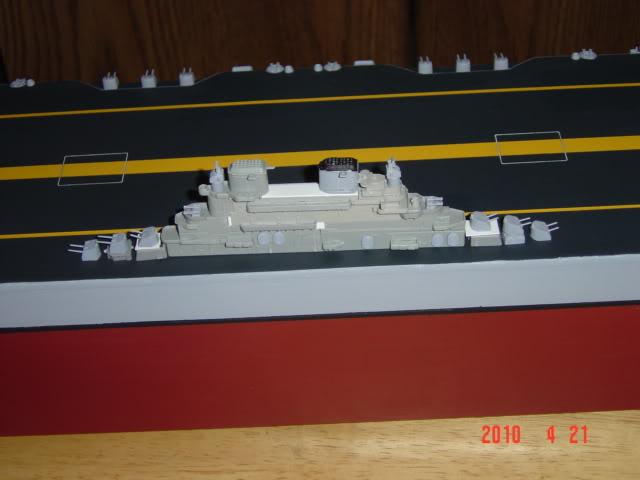HMS Habbakuk skala 1/700~Scratchbuild Project~~ DSC03131