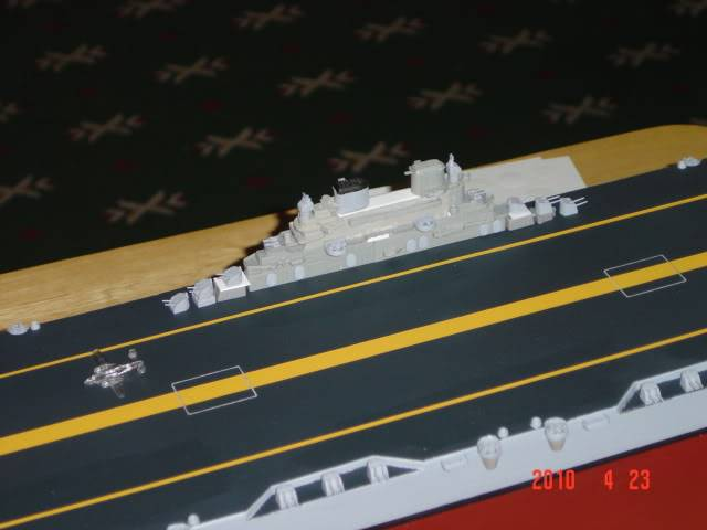HMS Habbakuk skala 1/700~Scratchbuild Project~~ DSC03141