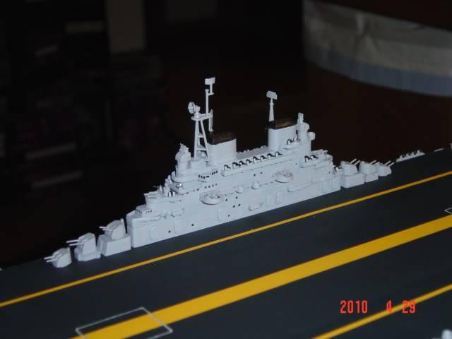 HMS Habbakuk skala 1/700~Scratchbuild Project~~ DSC03159