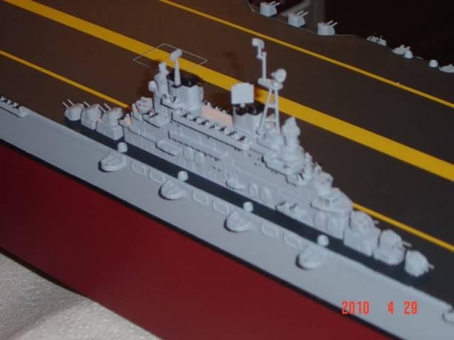 HMS Habbakuk skala 1/700~Scratchbuild Project~~ DSC03162