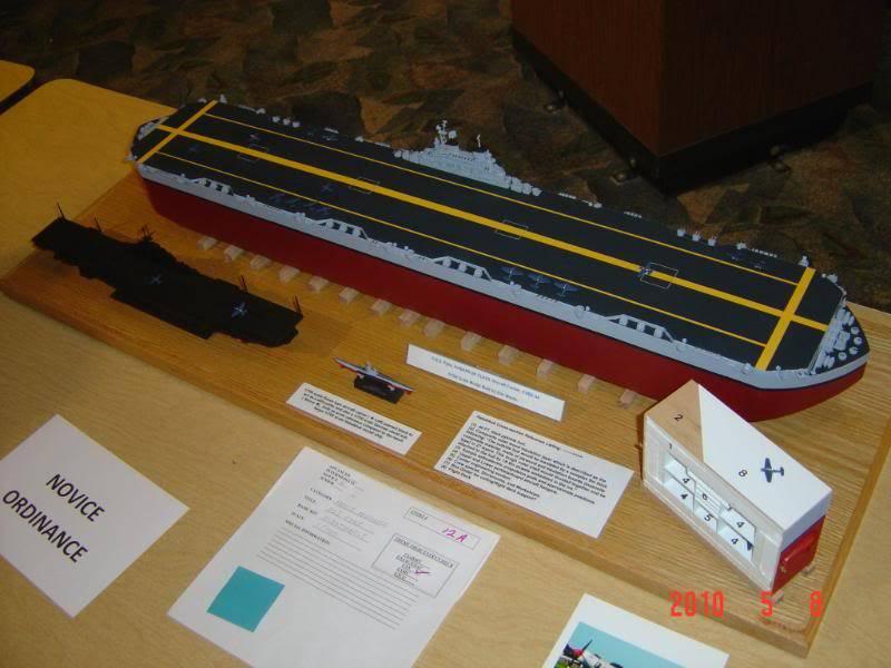 HMS Habbakuk skala 1/700~Scratchbuild Project~~ DSC03187