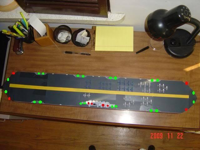HMS Habbakuk skala 1/700~Scratchbuild Project~~ Dot2