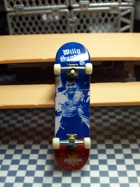 Pacquiao - Willy Santos Techdeck P1249061