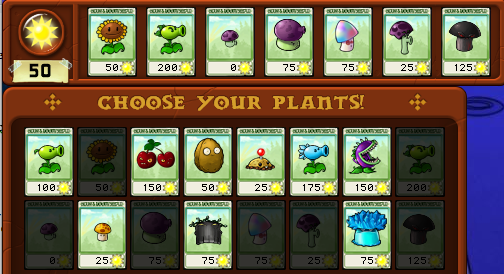 plants vs zombies pack (nivel 2) 2-9