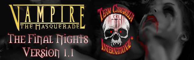 What is VTM: The Final Nights? TFN11Banner