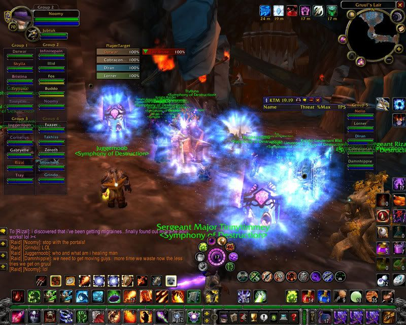 What NOT to do in a raid Portals