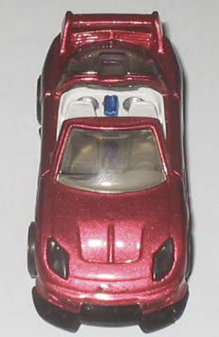 1o. CONCURSO DE CUSTOMS 1/64 DIECAST BRASIL (realizado em 2005) Mazda20RX2072006