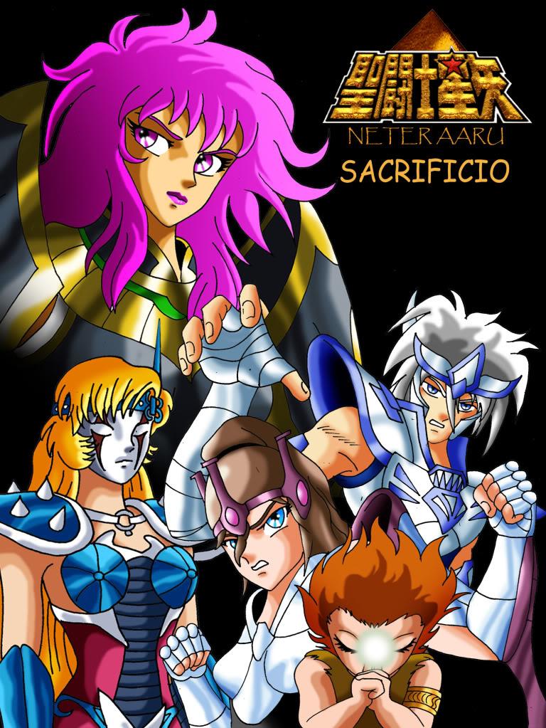 Saint Seiya Neteraaru (FanArt) Portada5