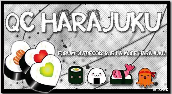 Qc Harajuku [Communauté du Quebec]