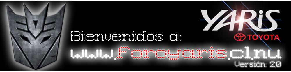 Bienvenido a ForoYaris