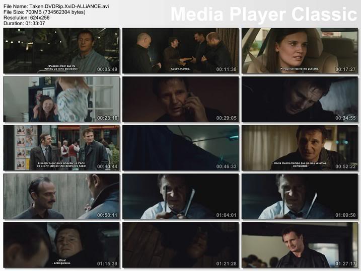 Taken (2008) DVDRip Subtitulos Español Taken2008ScreenShoots-1