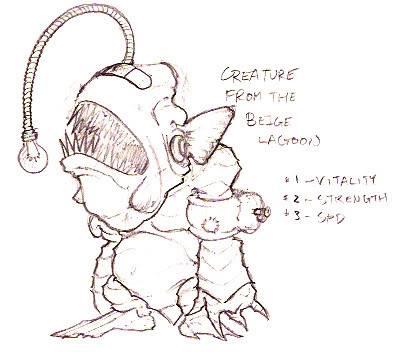 Character Artists! Over Here! CreatureFromTheBeigeLagoon