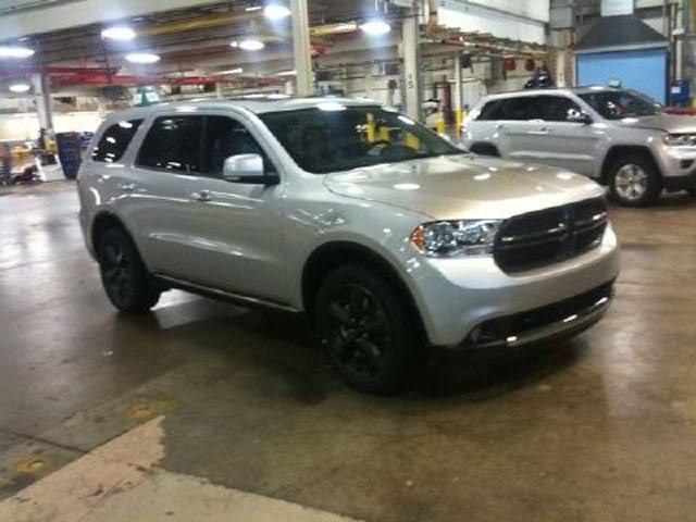 2011 - [Dodge] Durango / Magnum 133681173