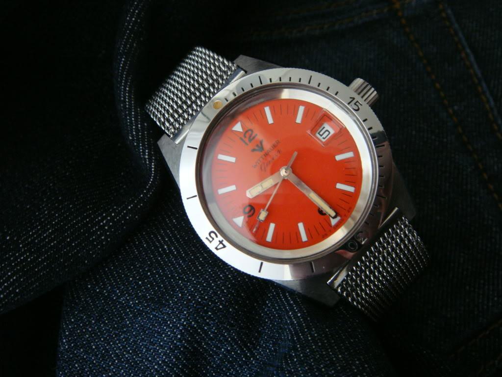 [VDS] Wittnauer diver cadran orange DSC01522