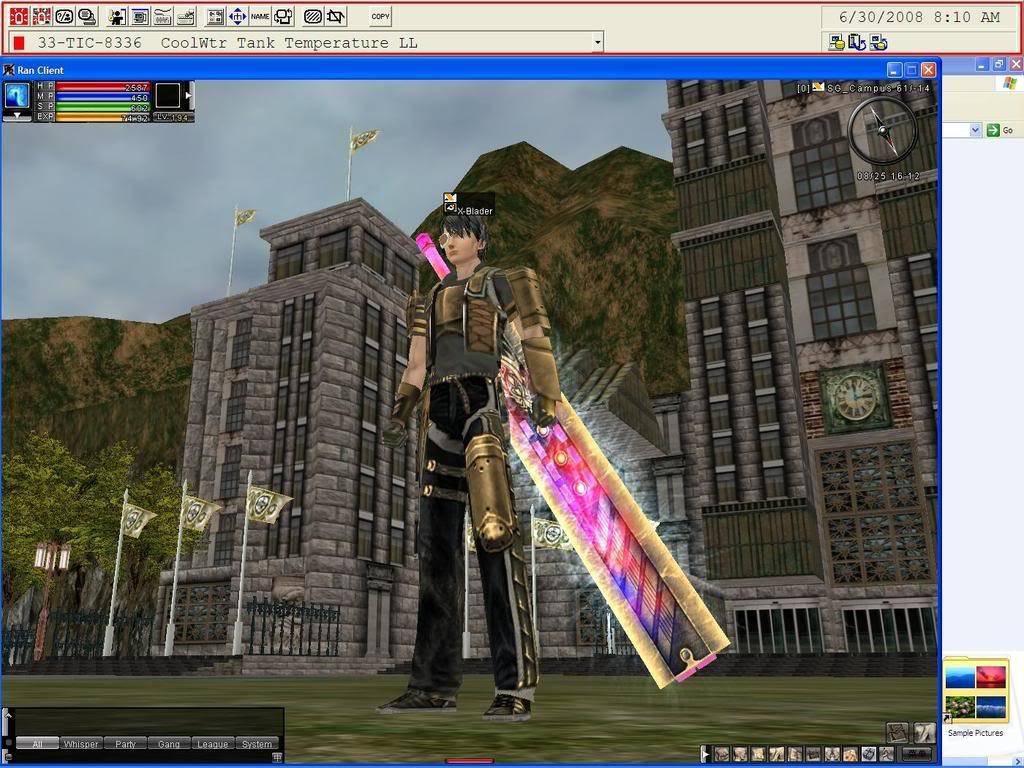 REBIRTH Generation X Blade01