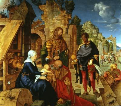Darovi Isusu - Page 2 DURER_Adorazione_dei_Magi