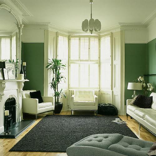 Villa der grünen Drachen Grnes-wohnzimmer-inspiration