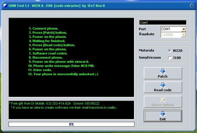 Motorola  RepairTool v1.3 Moto02
