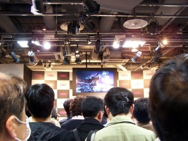 Fan review for HMV Shibuya mini-live 75ce23d90378280311df9b9f