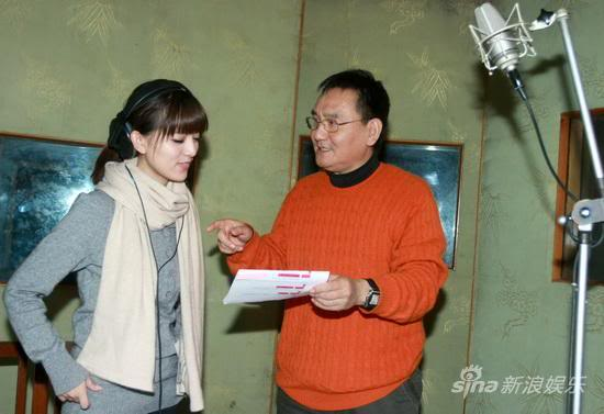 """[Article] alan's First Time Dubbing, """"Tibetan Mastiff"""" Comes Out Next Year U3587P28T3D3167122F326DT20101203234049"""