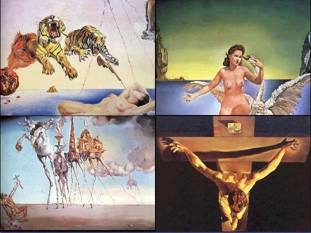 Eugenio Salvador Dalí OBRAS_DALI