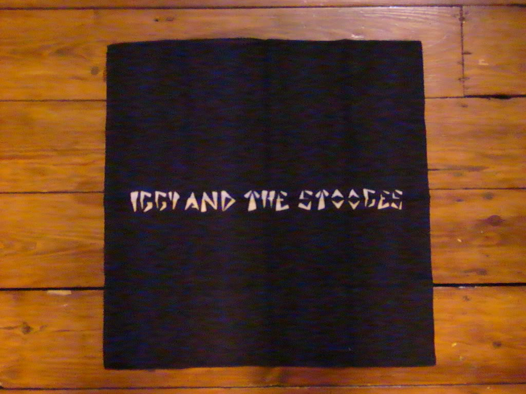 Iggy bandana