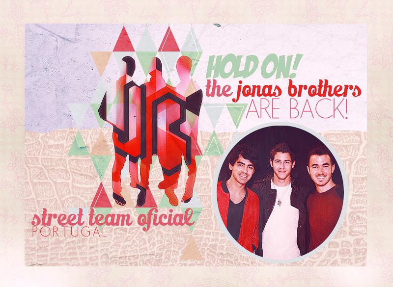 Jonas Brothers Oficial Street Team Portuguesa