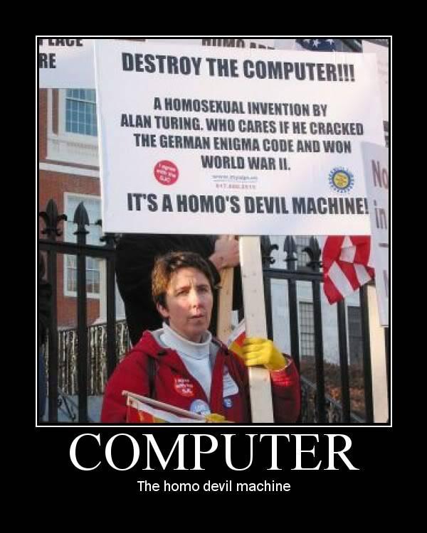 Motifake: Demotivational posters Computer