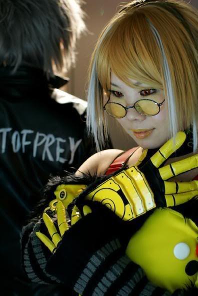 Cosplay de Nagase A_153