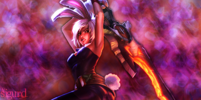 What ya listening to? Riven