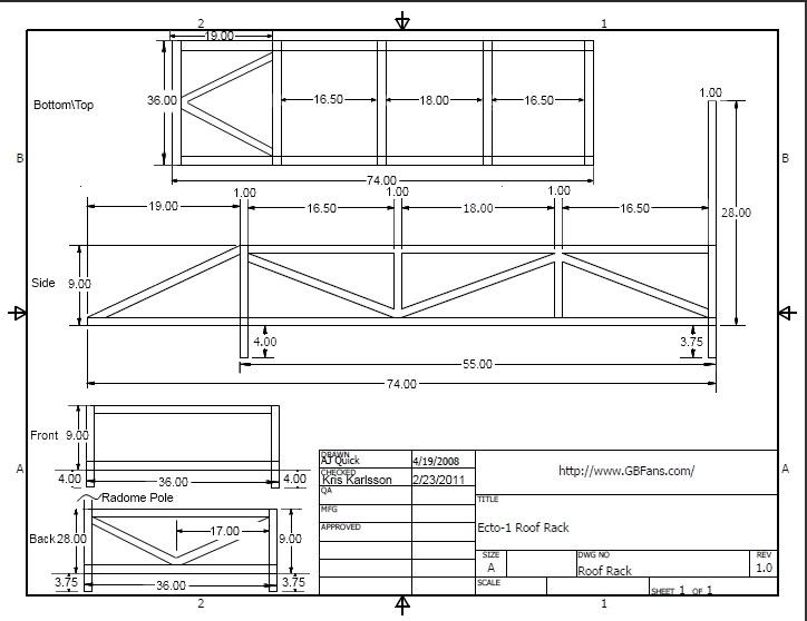 Roof Rack Plans RoofRack5