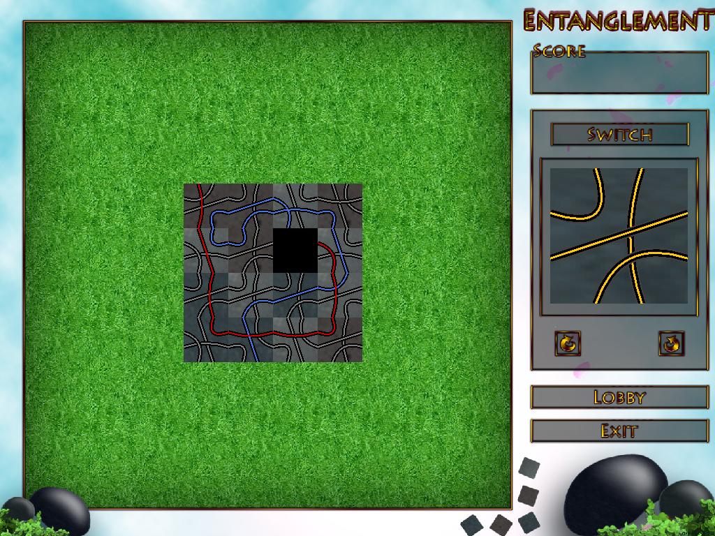 My ub3rl33tpr0 Java Game(Entaglement) Mygame