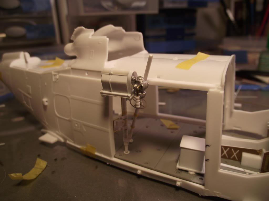 LYNX HELICOPTER / REVELL 1/32 / Step by step build 001_zps93a7d3a5