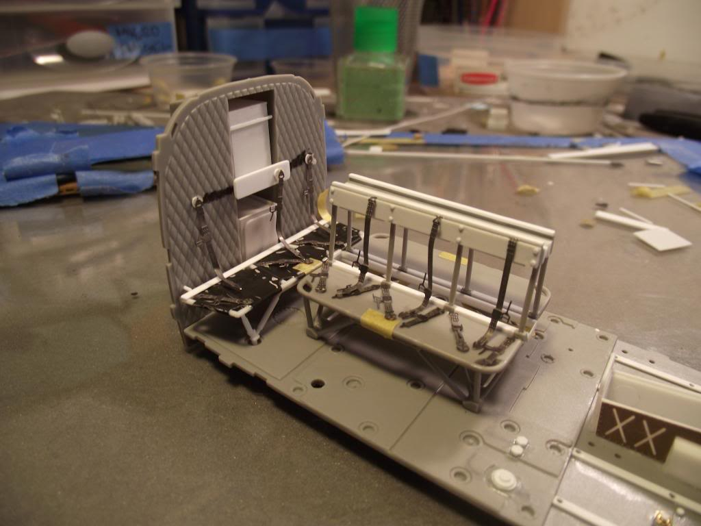 LYNX HELICOPTER / REVELL 1/32 / Step by step build 002_zpsbbb37d25