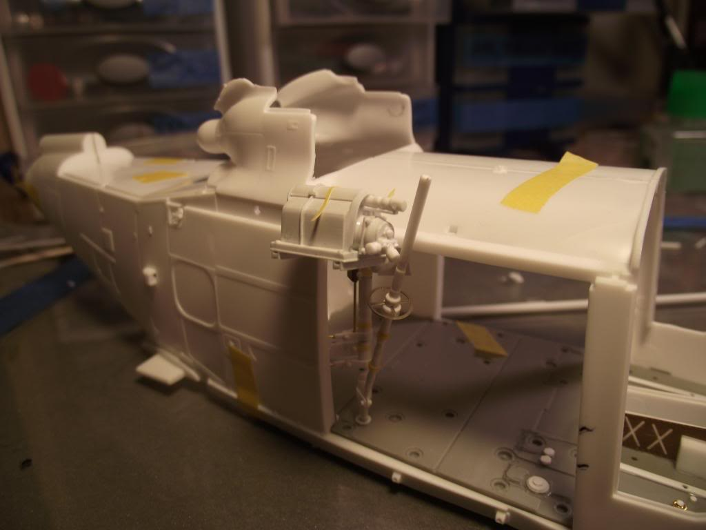 LYNX HELICOPTER / REVELL 1/32 / Step by step build 005_zpse5c45f6b